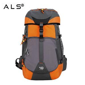 BSCI Audit factory supplier backpacker outdoor gear bag internal frame backpack