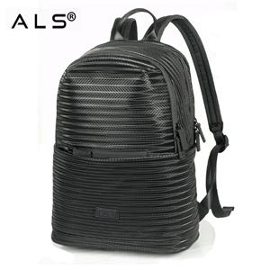 high quality fashion college style teenager waterproof backpack