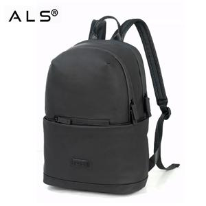 Laptop Backpack Waterproof Polyester Travel Leisure Company Bag