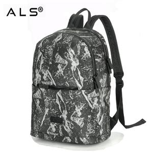 Casual Daypack College Student Leisure Sports Travel Laptop Backpack