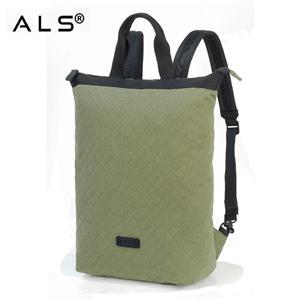 simple double shoulder backpack