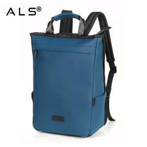 Pu leather bookbag backpack handbag