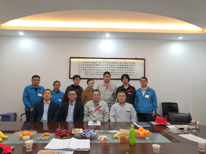Cooperating with Bridgestone Japan