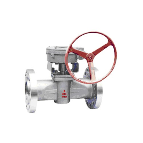 Sleeved Soft Sealing Plug Valves