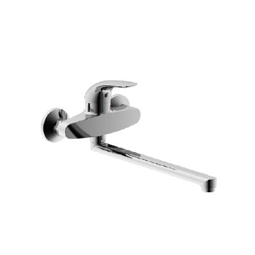 Wandmontierter Einhand-Küchenmixer 90366