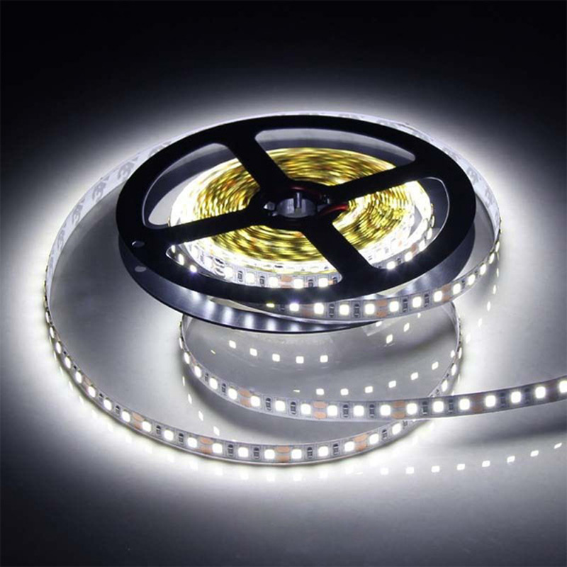 Pure White SMD 2835 led strip