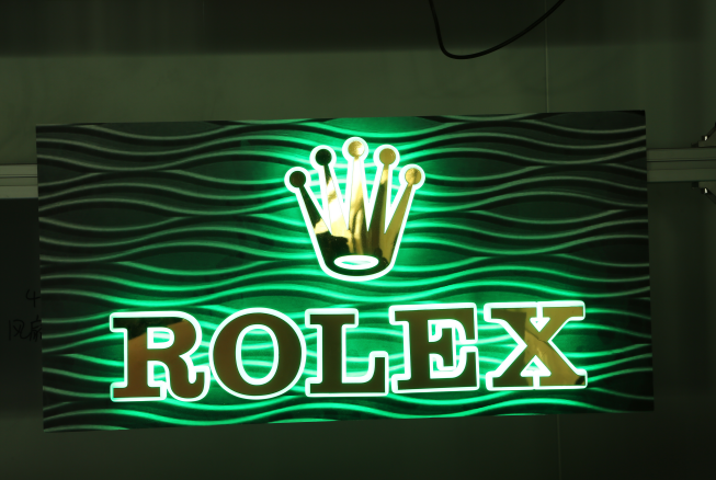 Waterproof Exposed LED Sign Letter