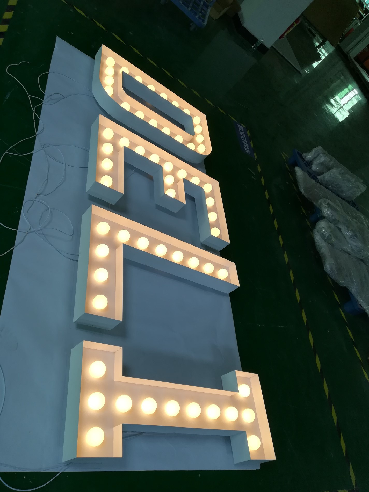 Open Face Bulb Sign Led Channel Letter Marquee Letters Manufacturers, Open Face Bulb Sign Led Channel Letter Marquee Letters Factory, Supply Open Face Bulb Sign Led Channel Letter Marquee Letters