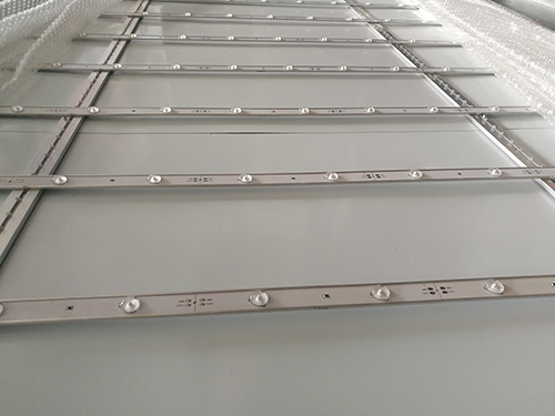aluminum LED light box