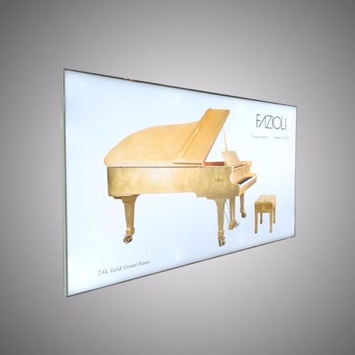 Frameless Backlit Fabric LED Light Box For Advertising Manufacturers, Frameless Backlit Fabric LED Light Box For Advertising Factory, Supply Frameless Backlit Fabric LED Light Box For Advertising