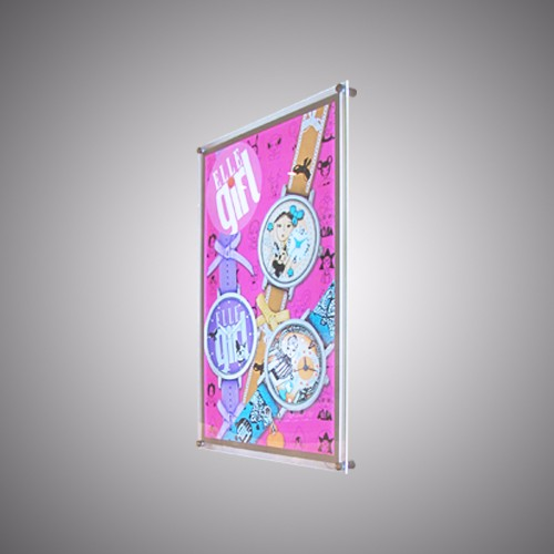 Aluminum Frame Acrylic Face Frameless LED Lightbox Manufacturers, Aluminum Frame Acrylic Face Frameless LED Lightbox Factory, Supply Aluminum Frame Acrylic Face Frameless LED Lightbox