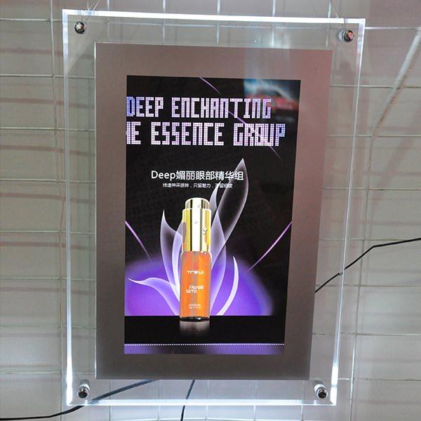ultra thin LED displayer