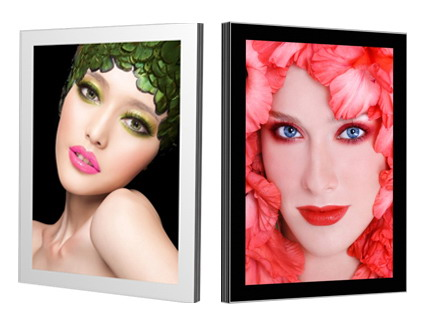 acrylic face magnetic light box