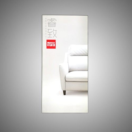 Tension Fabric Frameless Frame Led-lichtbak