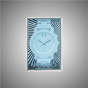 Advertising Menu Display Acryl Crystal Slim Light Box