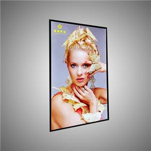 Ulltra Thin Advertising LED Magnetic Light Box