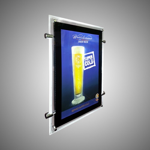 Slim Advertising Acrylic Crystal LED Light Box Manufacturers, Slim Advertising Acrylic Crystal LED Light Box Factory, Supply Slim Advertising Acrylic Crystal LED Light Box
