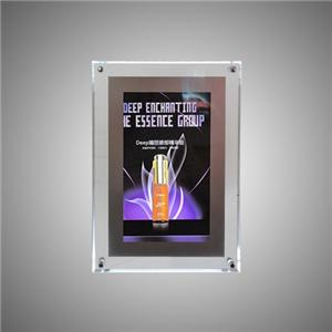 Frameless Crystal Light Guide Panel LED Light Box