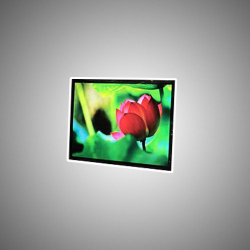 Advertising Led Crystal Acrylic Slim Display Light Box