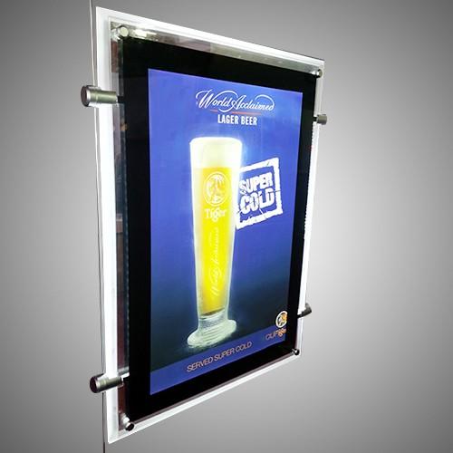 Ultra Slim Acrylic Crystal LED Window Display Light Box Manufacturers, Ultra Slim Acrylic Crystal LED Window Display Light Box Factory, Supply Ultra Slim Acrylic Crystal LED Window Display Light Box