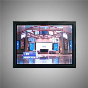 Single Side Aluminum Snap On Frame LED Slim Light Box