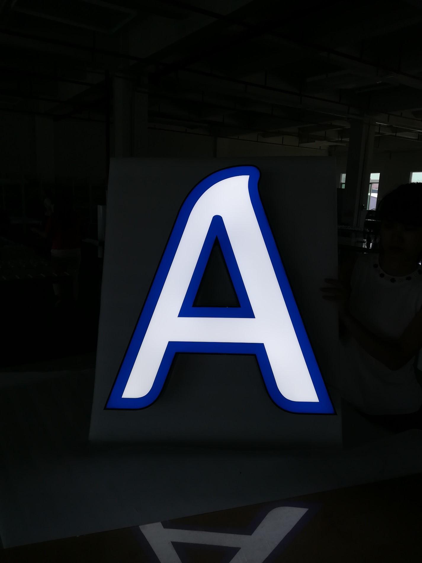 3d Face Lit Acrylic Mini LED Channel Letter Sign Manufacturers, 3d Face Lit Acrylic Mini LED Channel Letter Sign Factory, Supply 3d Face Lit Acrylic Mini LED Channel Letter Sign