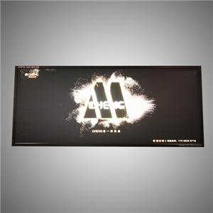 Aluminum LED Fabric Waterproof Super Large Light Box