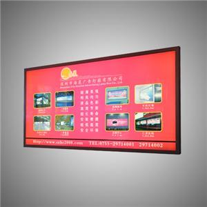 Hindi tinatagusan ng tubig Advertising Light Box LED Light Box