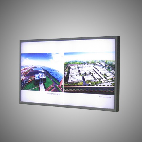 Airport Signs Advertising Aluminum Backlit Light Boxes