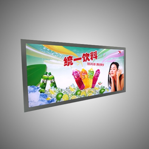 Static Advertising Billboard Led Backlit Light Box