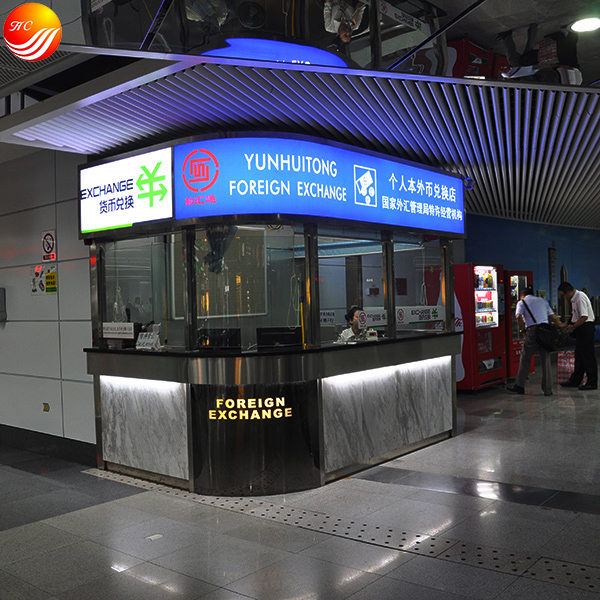 led subway direction light box