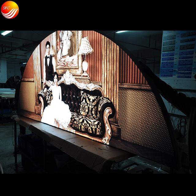 Customized Irregular Shape Fabric Led LightBox Manufacturers, Customized Irregular Shape Fabric Led LightBox Factory, Supply Customized Irregular Shape Fabric Led LightBox