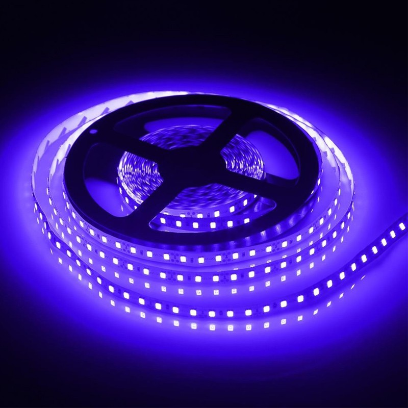 Bendable RGBW 4 Mga Kulay LED Light Strip S Hugis