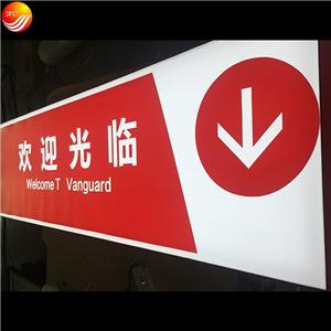Super Thin Led Advertising 3d Signage Light Box