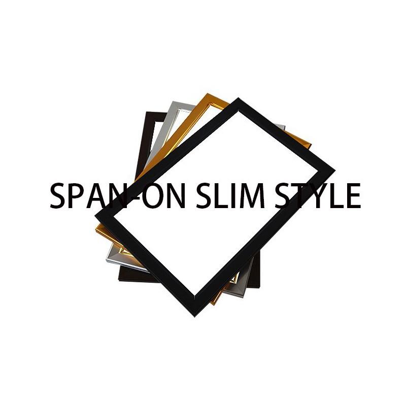 Aluminum Snap Frame Led Menu Light Box For Restaurant