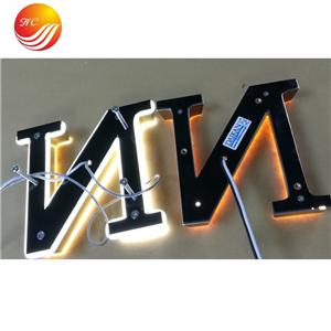 Super Led Acrylic Sign Channel Letter Lettres De Marquee
