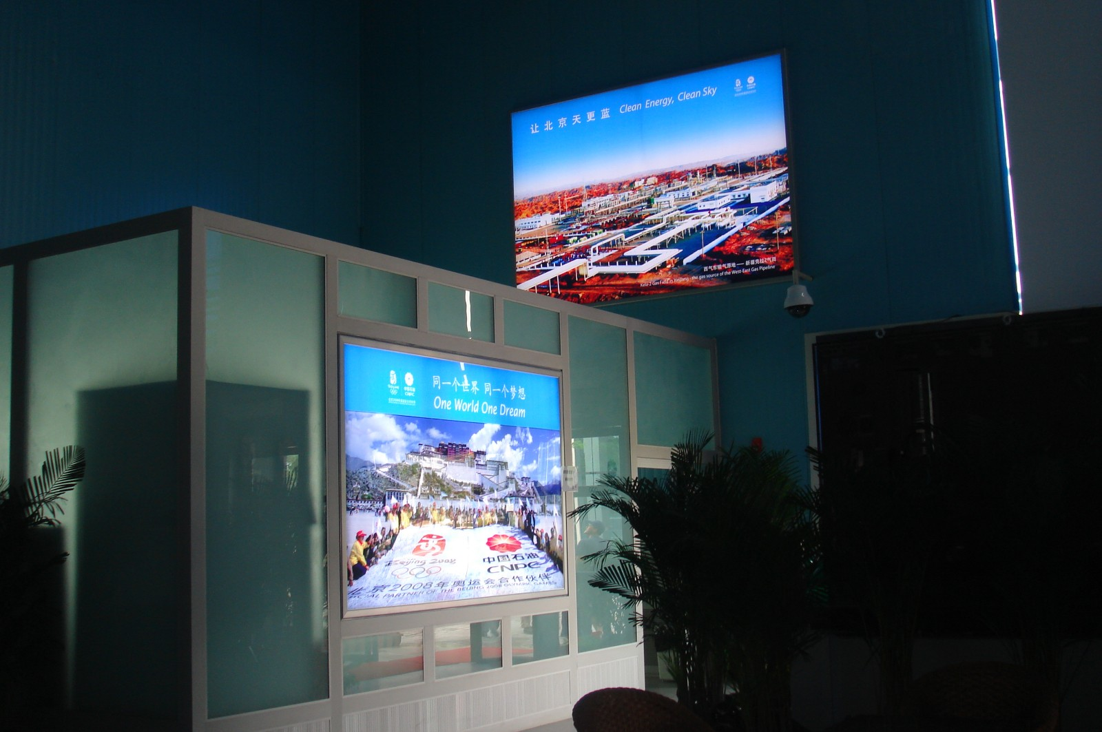 Haichen Contributed To The Construction Of The Beijing Olympic Games