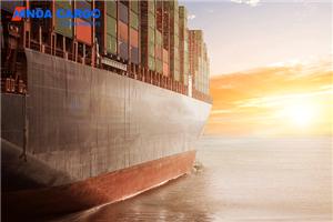 Spedizione dalla Cina all'Arabia Saudita Hinda Cargo