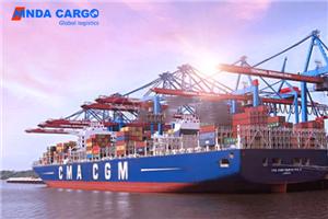 Доставка из Китая в Дубай Hinda Cargo