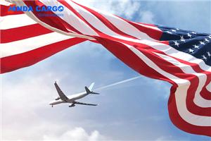 Доставка из Китая в США морским воздухом