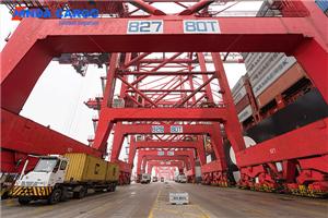 Trasporto di trasporto dalla Cina alla Lettonia entro Sea Air