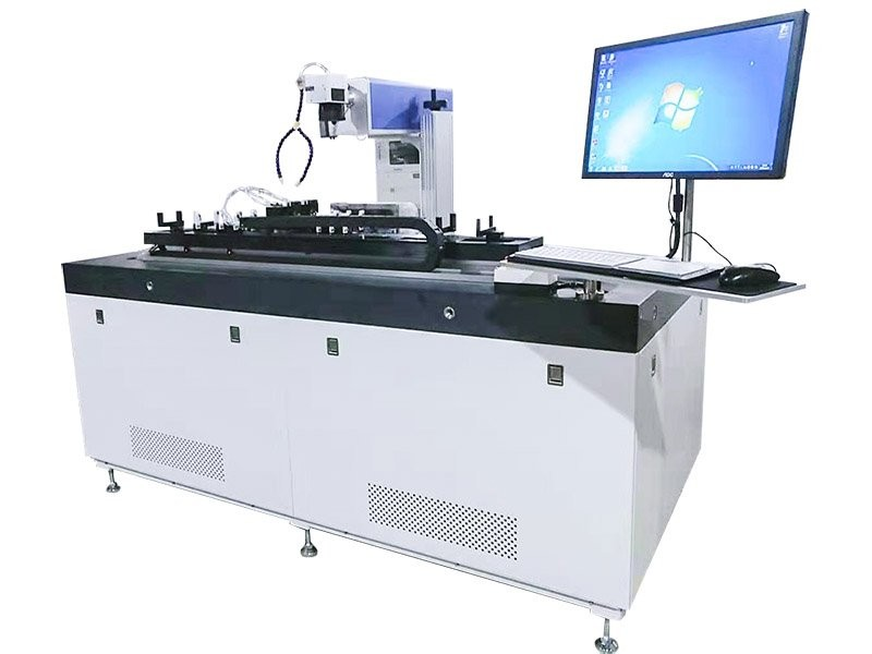 Medical Devices UV Laser Marking Machine