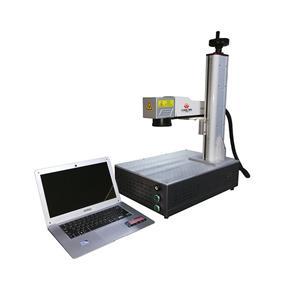 20W Laser menandakan Mesin Portable Jenis CN-F020-B