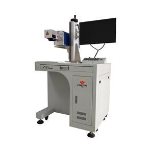 دقت 30W Co2 لیزر علامت گذاری سیستم با منسجم RF لیزر منبع CN-CX30-B1
