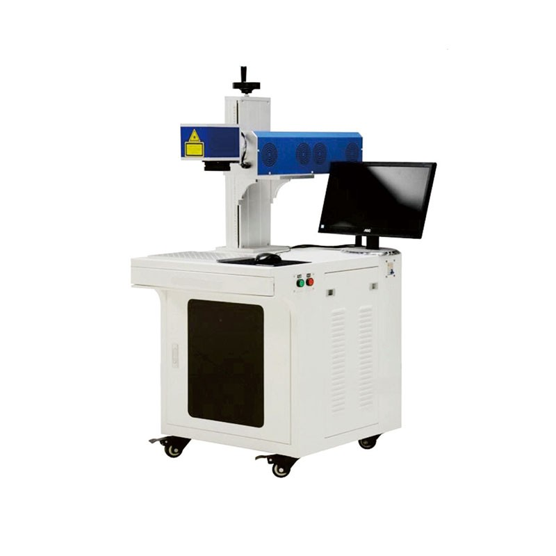 Non-Metal Co2 Laser Marking Engraving Machine