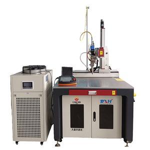 Precision Semiconductor Fiber Laser Welding System