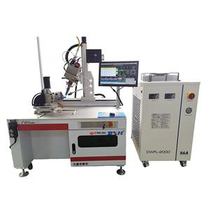 Five Axis Fiber Continuous Laser Welding Machine