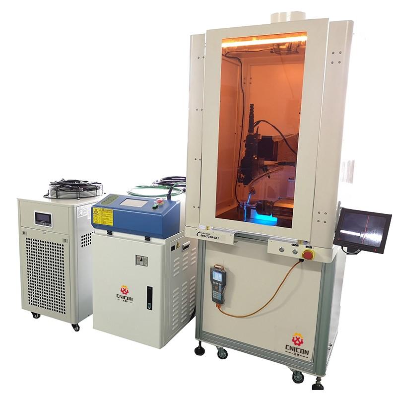 IC Electronics YAG Fiber Laser Welding Machine