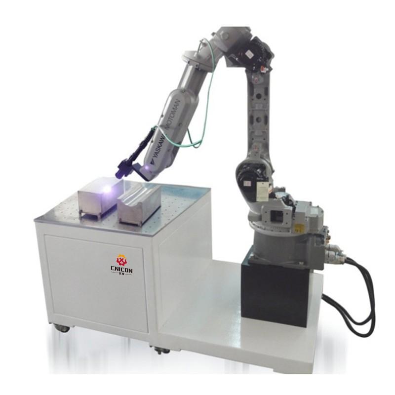 3D Laser Welding Machine with Robot Arm Welding