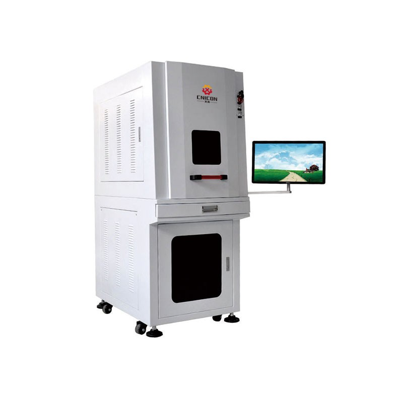 UV Laser Marking Machinery for Keyboard Light